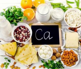 18 thực phẩm giàu canxi