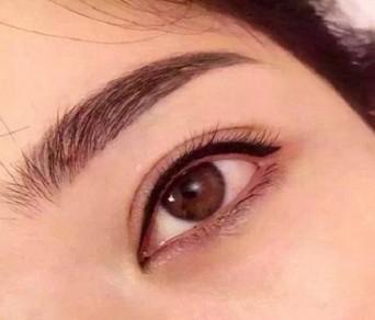 Phun mí mắt có ảnh hưởng gì ko?