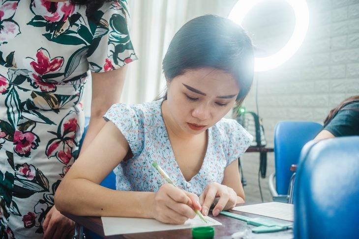 KHÓA PHUN XĂM PHONG THỦY KHAI VẬN - Học thực hành - hình 2