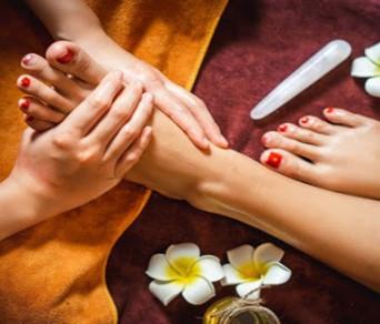 Khóa Học Massage Chân Thông Kinh Lạc Cơ Bản