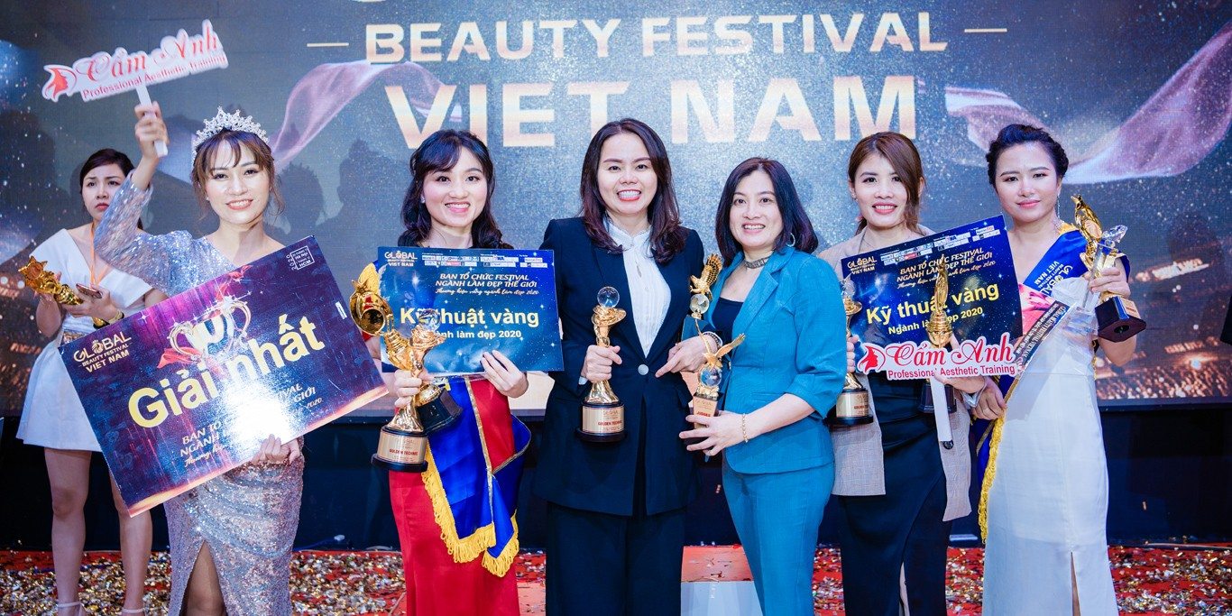 Global Beauty Festival Viet Nam